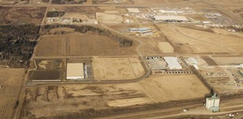 Northview Business Park Aerial